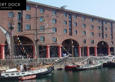 Podcast 08: Sue Grindrod CEO Albert Dock Liverpool