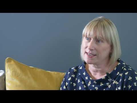 Kristy Rowlett from Wesleyan testimonial for Jude Jennison