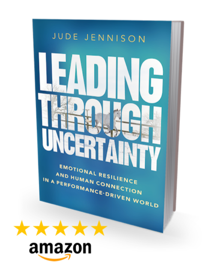 Leading through uncertainty Amazon 5 stars