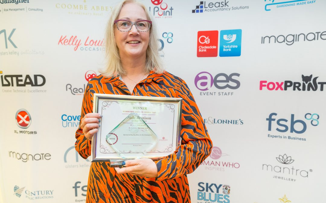 Woman Who Achieves – Solopreneur Winner 2019