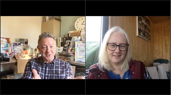 Jude Jennison Speaks: Interview by Les Jones of Practice Plan