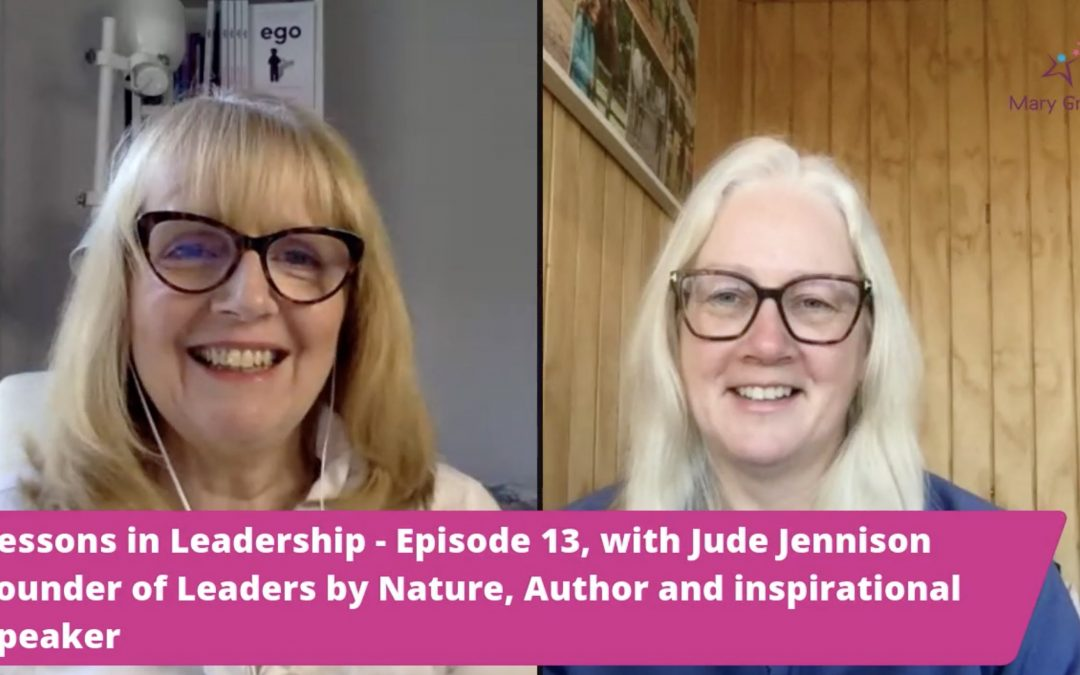 Jude Jennison interview with Mary Gregory